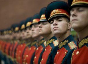 Russian guards